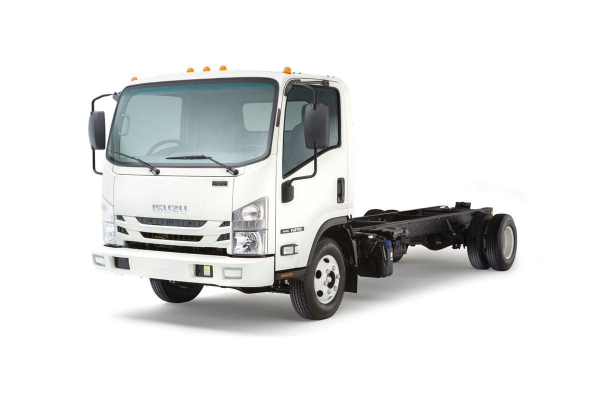Isuzu Trucks :: Lewis Motor Sales
